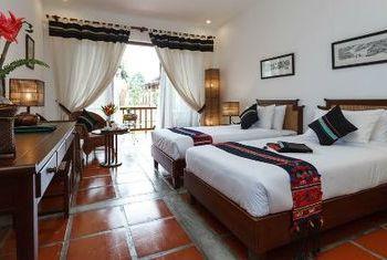 Riverside Boutique Resort Room