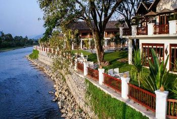 Riverside Boutique Resort by the river
