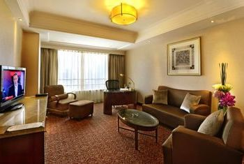 Radisson Blu Hotel Shanghai New World bedroom