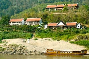 Sanctuary Pakbeng Lodge overview