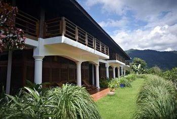 Sanctuary Pakbeng Lodge View
