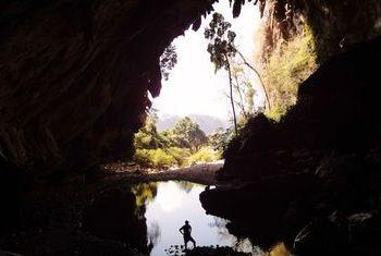 Spring River Resort Cave
