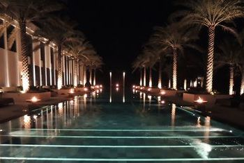 The Chedi Muscat - Oman Pool