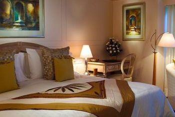 The Claridges - India Bed