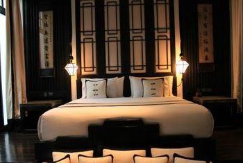 The Siam Hotel, Bangkok Bed