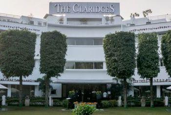 The Claridges - India Entrance