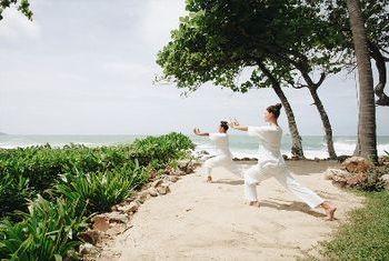 Trisara Resort Phuket taichi