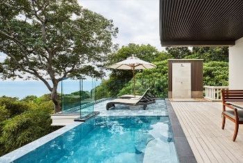 Trisara Resort Phuket Pool