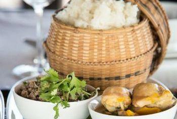 Vat Phou Cruise food 2