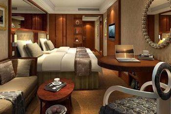 Victoria Cruises Yangtze bedroom