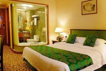 Yinhe Dynasty Hotel Chengdu Bed