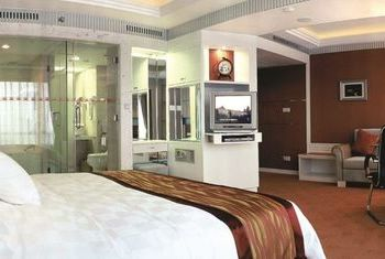 Yinhe Dynasty Hotel Chengdu Bedroom