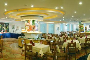 Yinhe Dynasty Hotel Chengdu Restaurant
