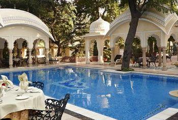 Alsisar Haveli Jaipur Pool