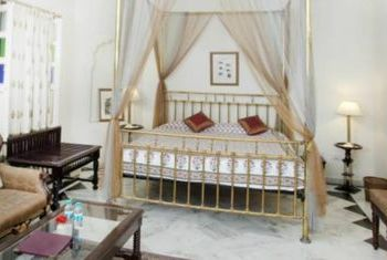 Alsisar Haveli Jaipur Bed Room