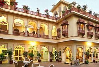 Alsisar Haveli Jaipur Overview