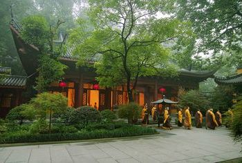 Amanfayun Hotel Hangzhou Building