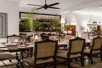 Clingendael Kandy restaurant
