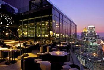 Hotel SO Sofitel Bangkok Rooftop bar