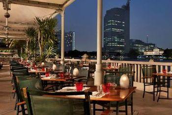 The Peninsula Bangkok In the room Restaurant