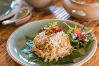 Chakrabongse Villas Bangkok food
