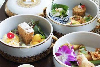 Mandarin Oriental, Bangkok Food 1