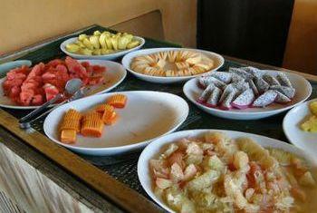 Phi Phi Island Village Beach Resort food