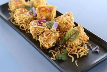 The Siam Hotel, Bangkok Food 3