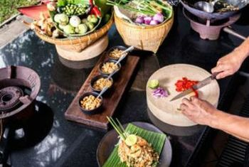 The Siam Hotel, Bangkok Food 4