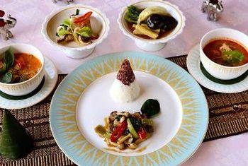 Mandarin Oriental, Bangkok Food 3
