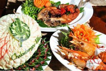 Chakrabongse Villas Bangkok food 4