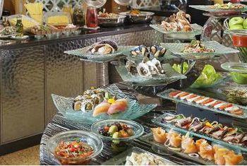 Mandarin Oriental, Bangkok Buffeet