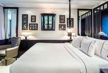 The Siam Hotel, Bangkok Bedroom