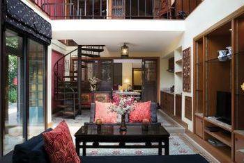 Chakrabongse Villas Bangkok bedroom