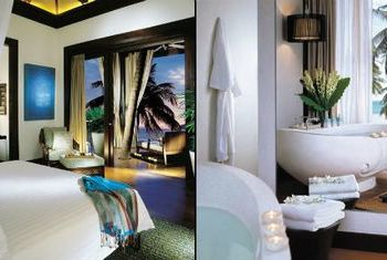 Four Seasons Resort Koh Samui, Thailand Bedroom