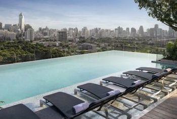 Hotel SO Sofitel Bangkok Outdoor Pool
