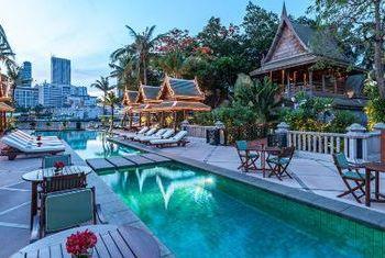The Peninsula Bangkok In the room Pool
