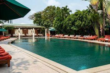Mandarin Oriental, Bangkok Swimming Pool