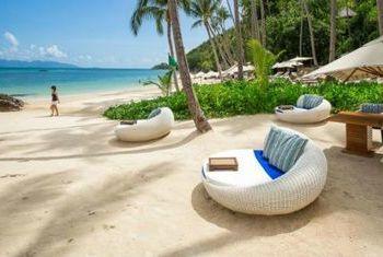 Four Seasons Resort Koh Samui, Thailand Beach