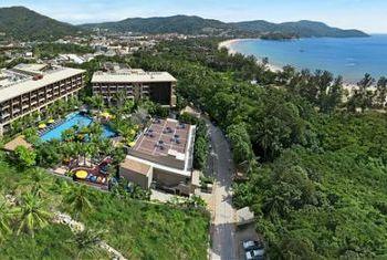 Avista Resort and Spa Phuket from above
