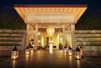 Cape Nidhra Hotel, Hua Hin night view