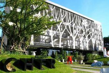 Cher Resort Hua Hin building