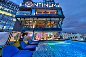 The Continent Hotel Bangkok by Compass Hospitality Facilities 1