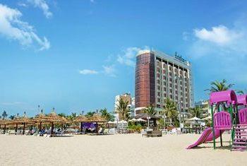 Holiday Beach Danang Hotel & Resort Building