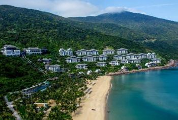 InterContinental Danang Sun Peninsula Resort Beach
