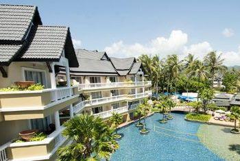 Angsana Laguna Phuket pool view