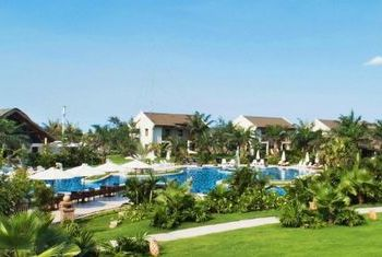 Palm Garden Resort Overview