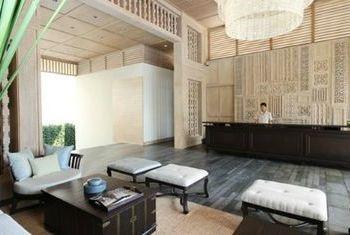Cape Nidhra Hotel, Hua Hin bedroom
