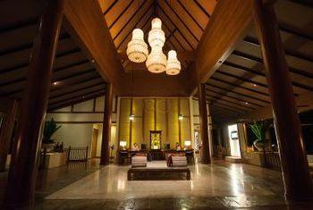 Hyatt Regency Hua Hin main hall