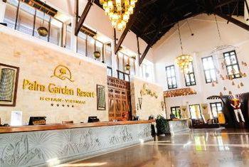 Palm Garden Resort Reception